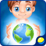 Clean the planet – Educational Game for Kids
