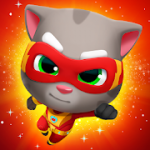 Talking Tom Hero Dash 1.7.1.995 Mod Money
