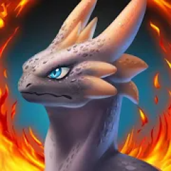 DragonFly Idle games Merge Dragons & Shooting 1.8 Mod Unlimited Gold / Diamonds / Stones