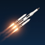 Spaceflight Simulator 1.5.1.3 Mod Infinity fuel / Stats in Build & Game scene