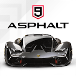 Asphalt 9 Legends 2.4.7a b24723 Mod a lot of money