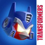 Angry Birds Transformers 1.33.6 MOD APK + Data Unlocked