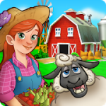 Farm Dream Village Harvest Town Paradise Sim 1.5.4 MOD APK