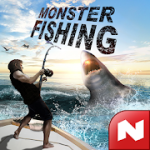 Monster Fishing 2019 0.1.76 MOD APK (Unlimited Money)