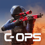 Critical Ops 1.8.0.f759 MOD APK + Data Unlimited Ammo