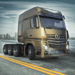 Truck World Euro & American Tour Simulator 2019 1.13.048 МOD+ DATA (Unlimited money + gold)