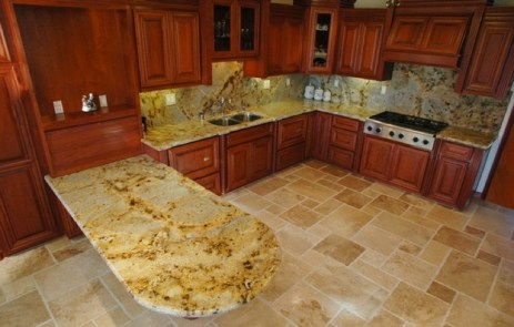 Granite Countertops Absolute Plus Kitchen