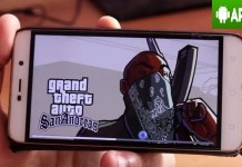 GTA SA APK + DATA