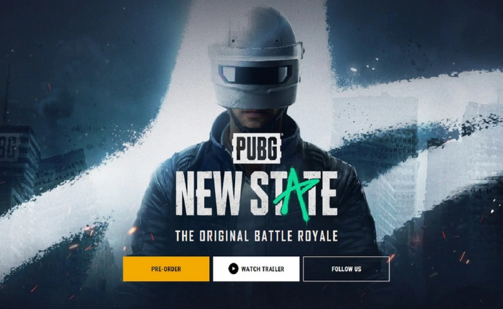 Screenshot of PUBG New State Android