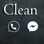 Clean Theme Icon Pack v1 [Patched]