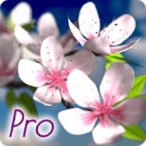 Spring Flowers 3D Parallax Pro v1.0.4 [Patched] APK [Latest]