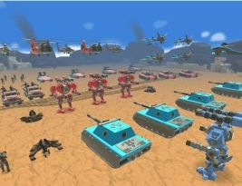 Army Battle Simulator v1.2.10 (Mod Money)