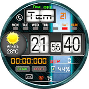 Marine Watch Face For WatchMaker Users v1 0 APK [Latest