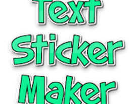Text sticker maker for whatsapp – text stickers v1.3 APK [Latest]