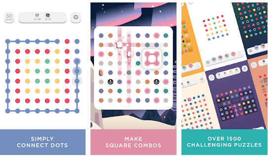 Two Dots v4.7.1 Unlimited Lives Apk Free Download