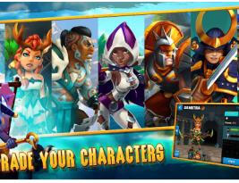 Wartide Heroes of Atlantis v1.11.2 MOD APK