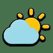 Simple Weather & Clock Widget