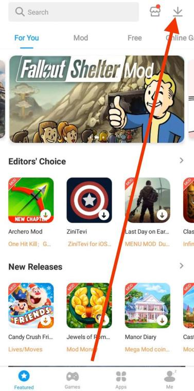 Downloads pandahelper