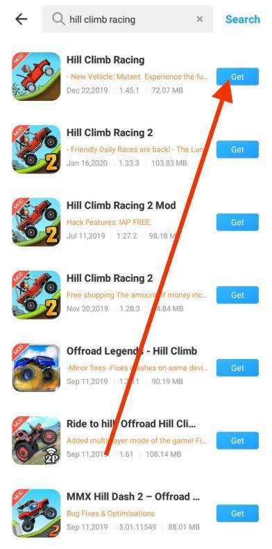 Hill Climb racing mod unlimited coins