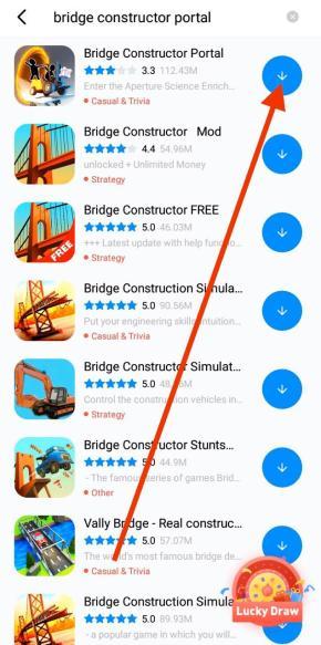 Download Bridge Constructor Portal APK