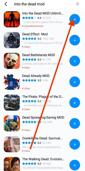 Into the dead MOD APK Unlimited Ammo and Money