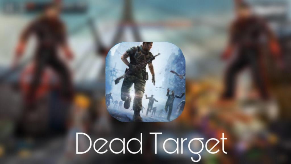 Dead Target MOD APK Unlimited Diamonds
