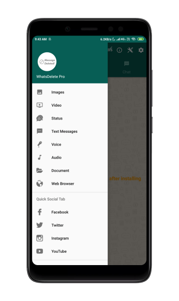 WhatsDelete Pro Apk download