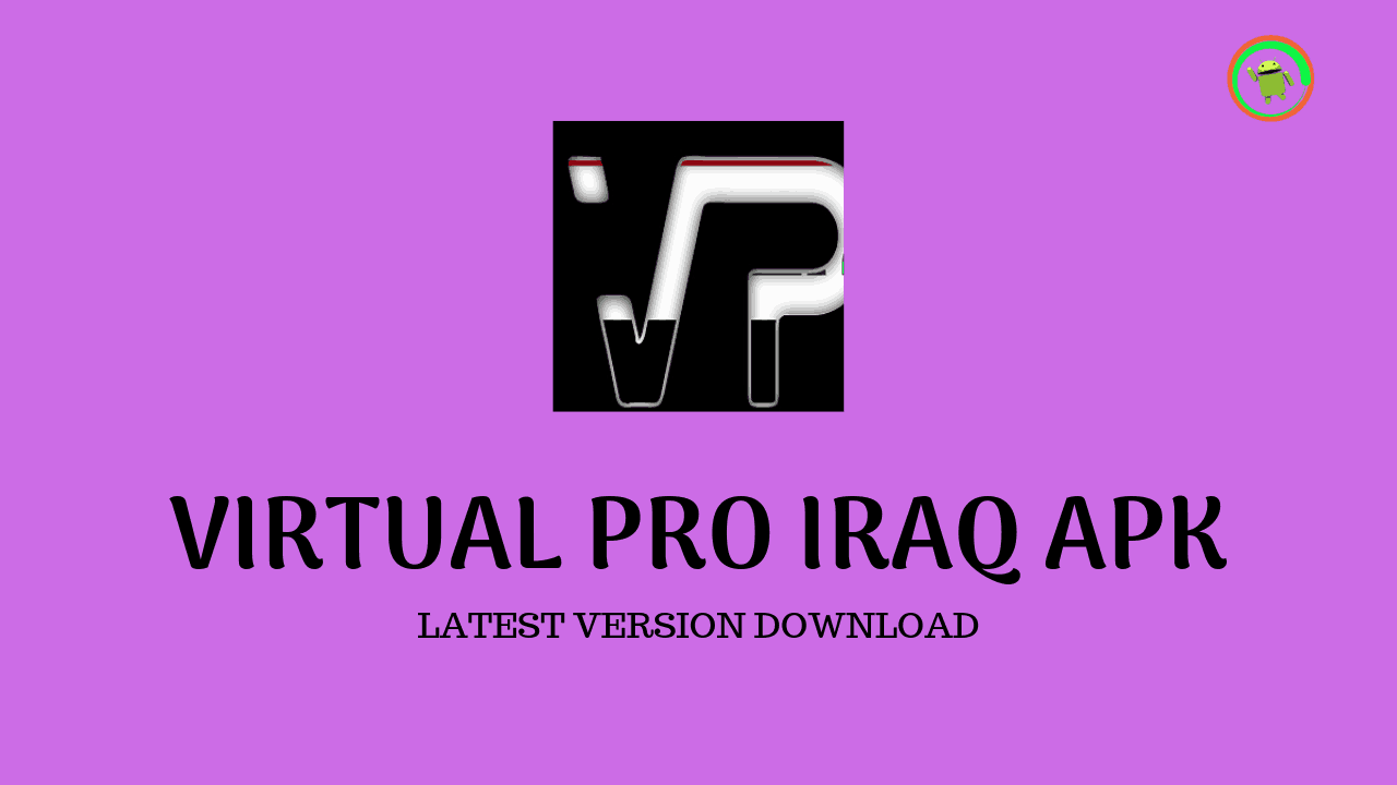 Virtual Pro Iraq Apk Download | Hacking Tool For PUBG