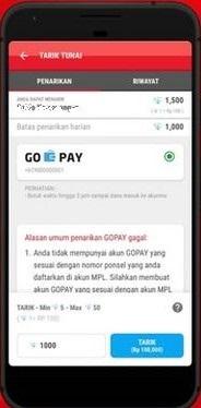 Screenshot of MPL