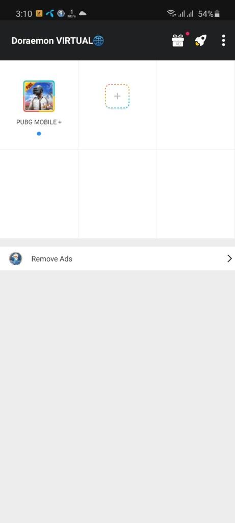 Screenshot of Doraemon Virtual Apk