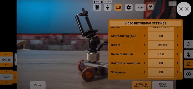 Screenshot of Mcpro24fps Apk