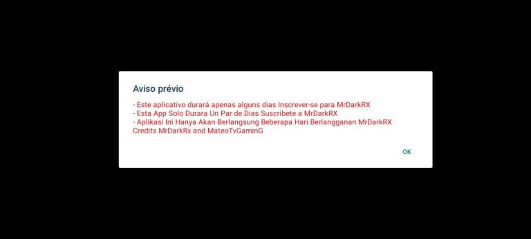 Screenshot of Mrdarkrx Free Fire