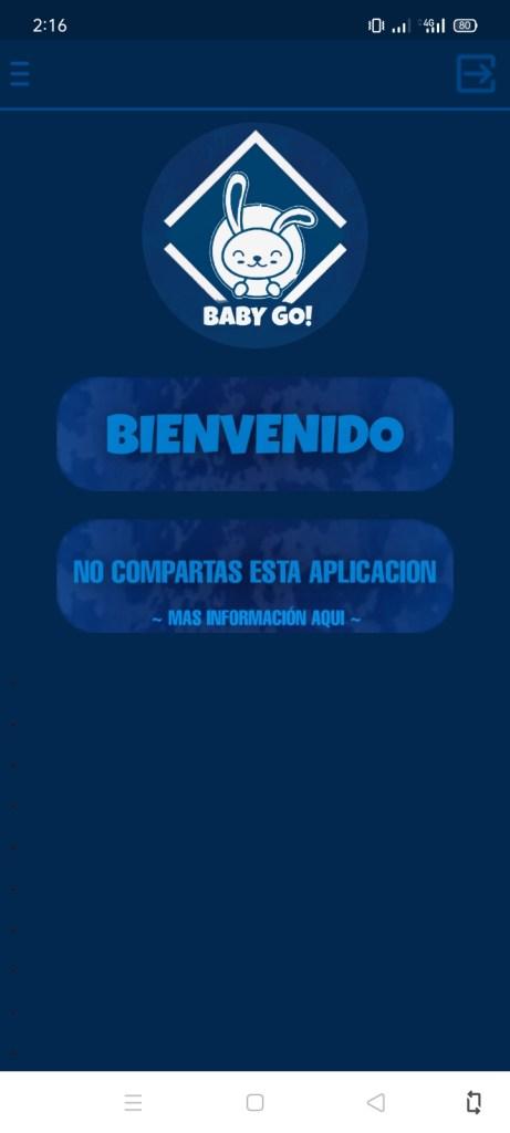 Screenshot of Baby Go Apk