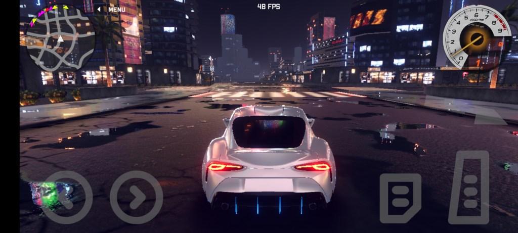 Screenshot of CrashMetal