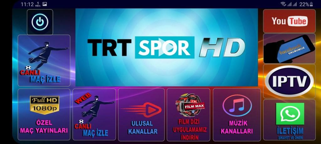 Screenshot of Futbol Max Apk