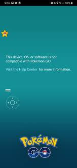 Screenshot of PG Sharp