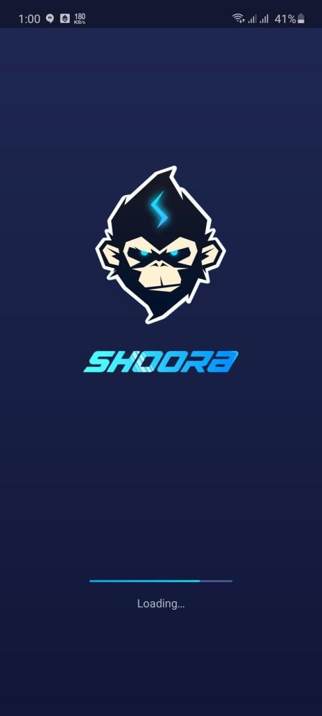 Screenshot of Shoora VPN