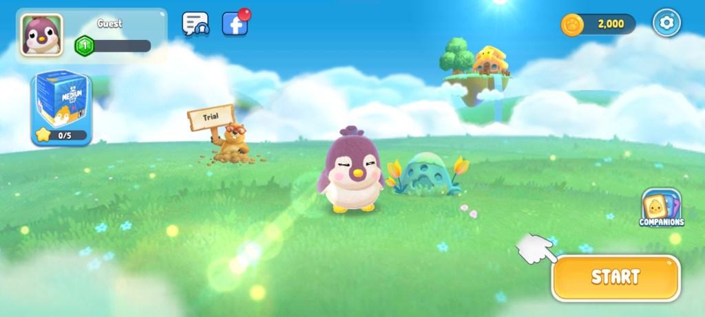 Screenshot of Sweet Crossing Snake io App