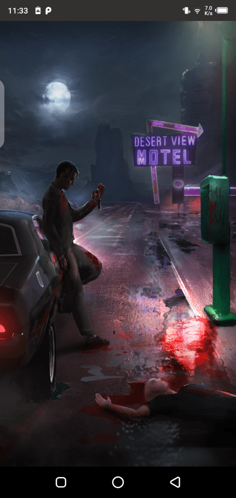Screenshot of Vampire The Masquerade Night Road Apk