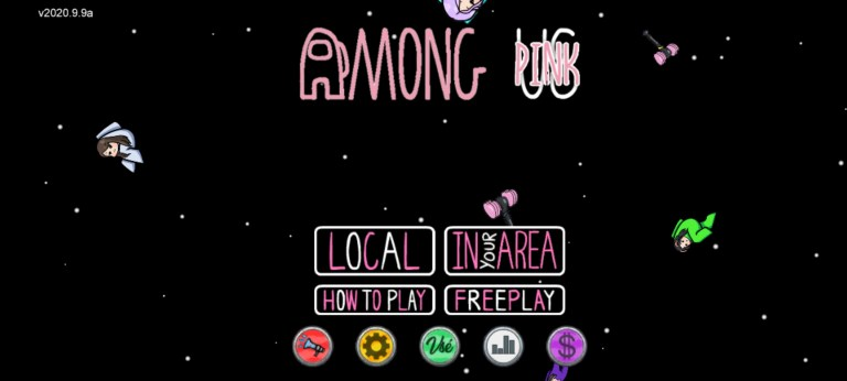 Screenshot of Among Blackpink