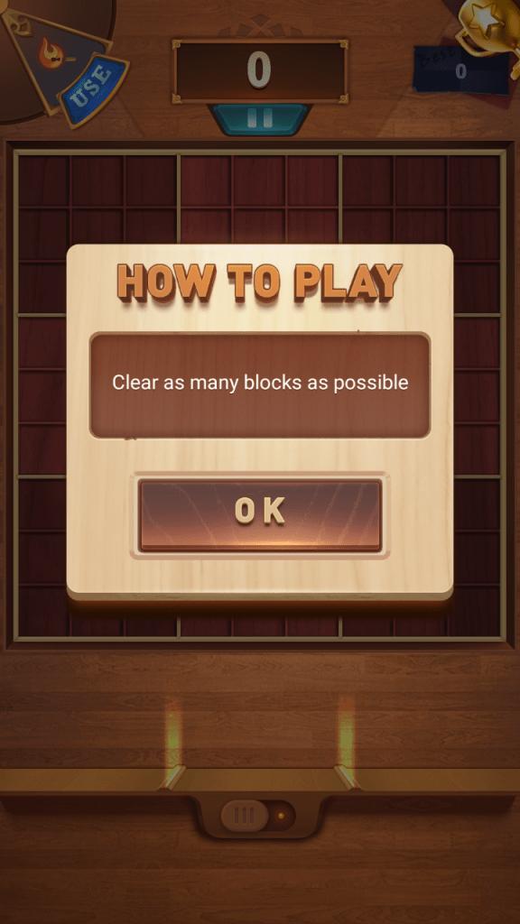 Screenshot of Wooduku99 Apk