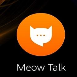 Meow Talk App