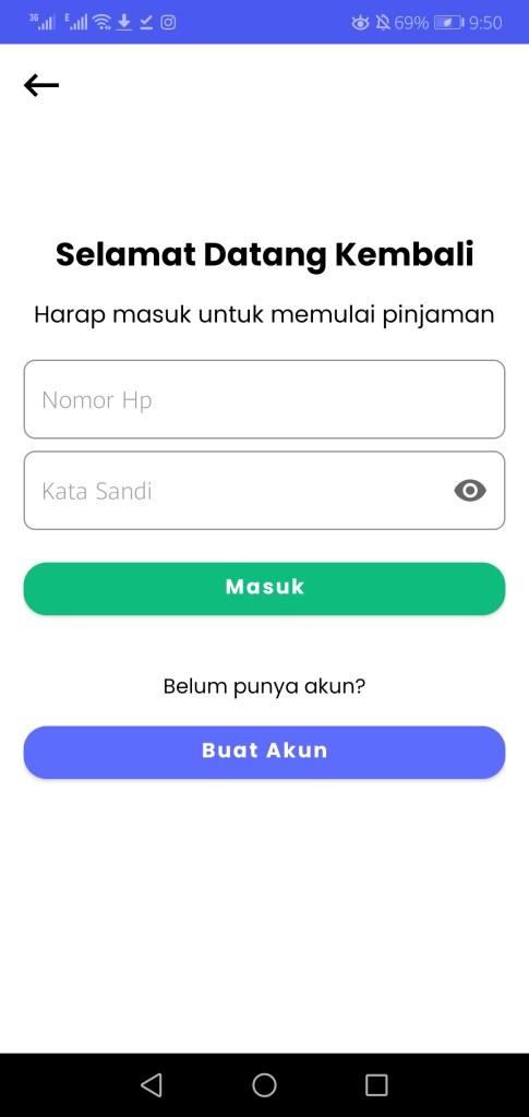Screenshot of U Tangan Apk