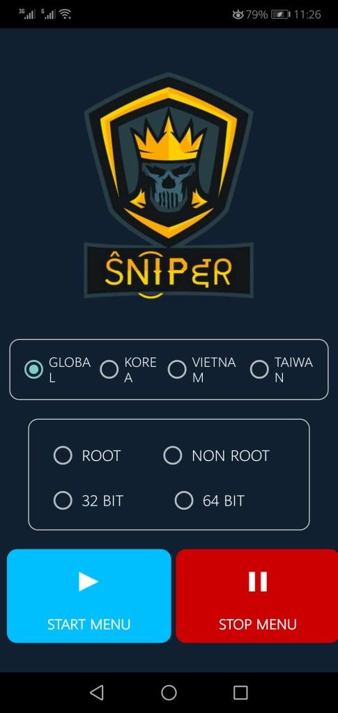Screenshot of Dsniper ESP Apk