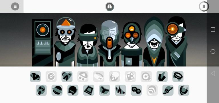Screenshot of Incredibox Game