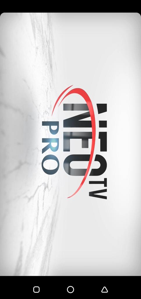 Screenshot of Neo Tv Pro Apk