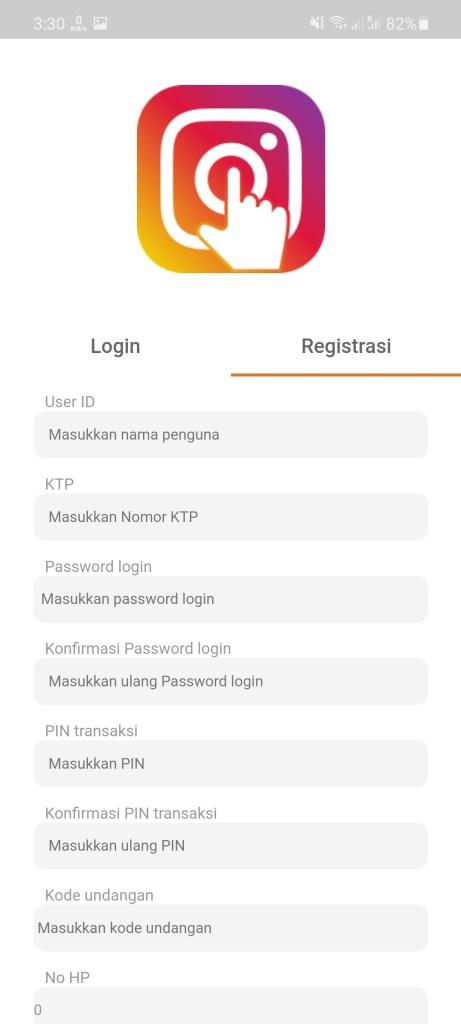 Screenshot of IG Like Indo Apk