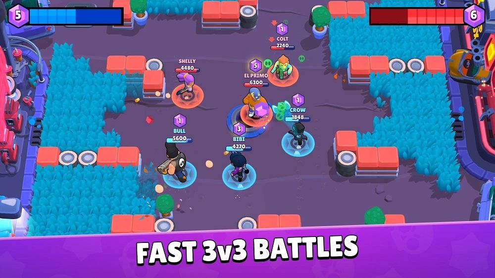 Screenshot of Nice Brawl Apk