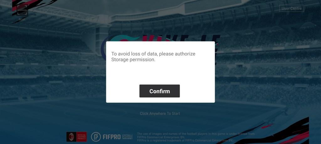 Screenshot of Vive Le Football Apk