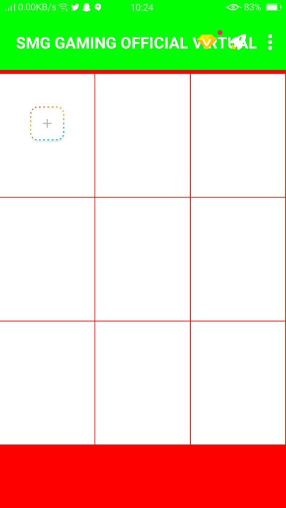 Screenshot of Android 10 Virtual PUBG